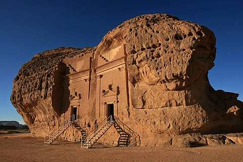 Al-Hijr Archaeological Site