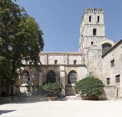 Arles Roman and Romanesque Monuments