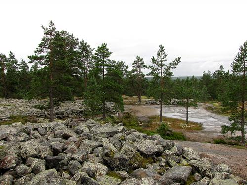 Bronze Age Burial Site of Sammallahdenmaki