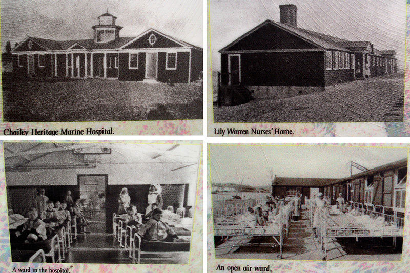 Chailey Heritage Marine Hospital