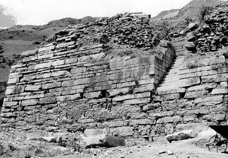 Chavin Archaeological Site