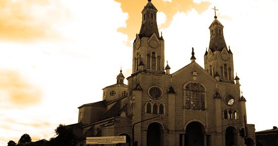 Churches of Chiloe