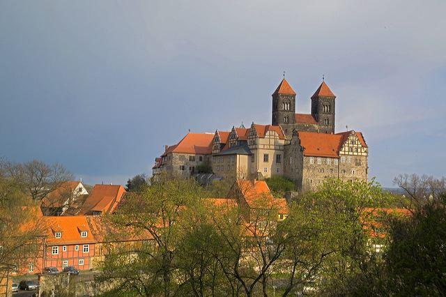 Collegiate Church, Castle, and Old Town of Quedlinburg