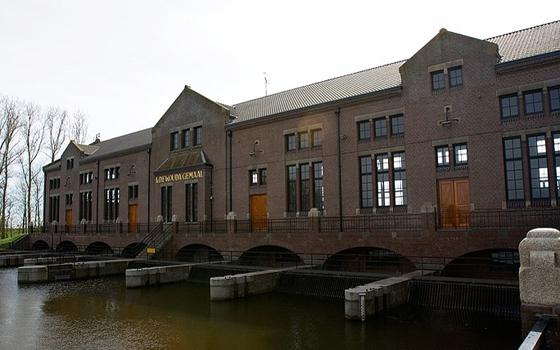 D.F. Wouda Steam Pumping Station