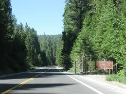 Ebbetts Pass National Byway