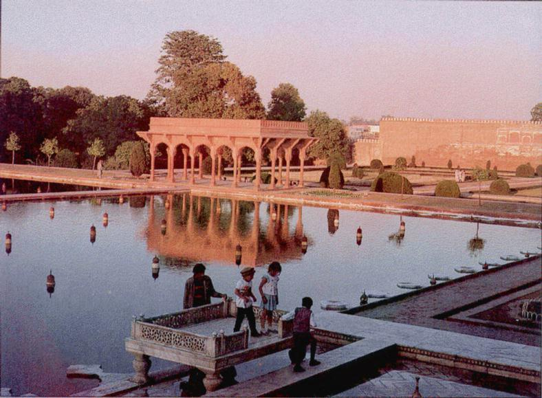 Fort and Shalamar Gardens