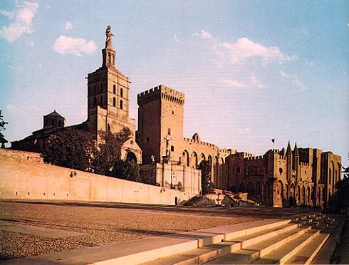 Historic Centre of Avignon