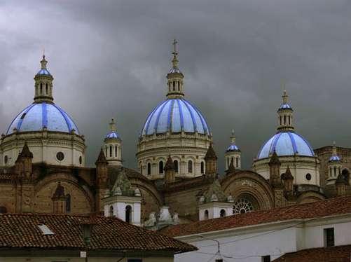Historic Centre of Santa Ana de los Rios de Cuenca