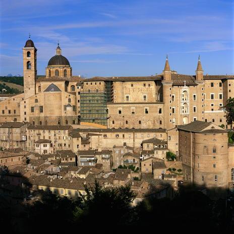 Historic Centre of Urbino