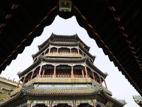 Imperial Garden in Beijing