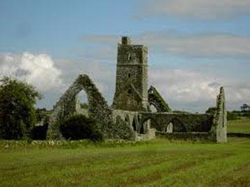 Kilcrea Abbey