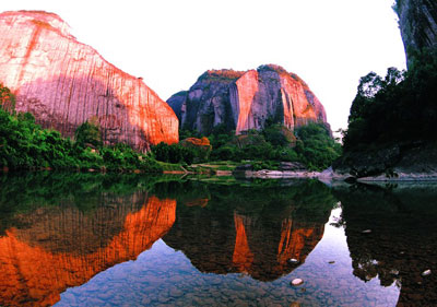 Picturesque Mount Wuyi