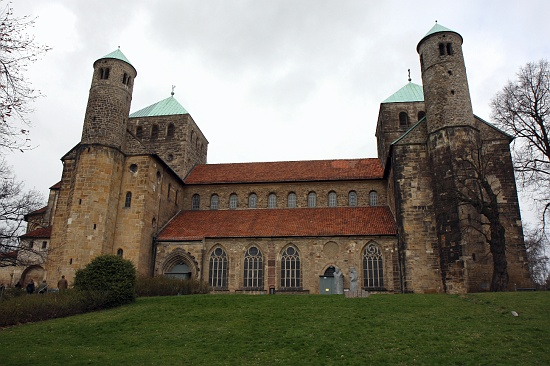 St Michaels Church at Hildesheim