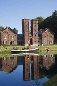 The Four Lifts on the Canal
