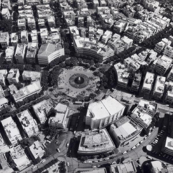White City of Tel-Aviv