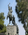 Statue Of Nader Shah