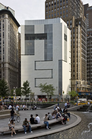 American Craft Museum Columbus Circle