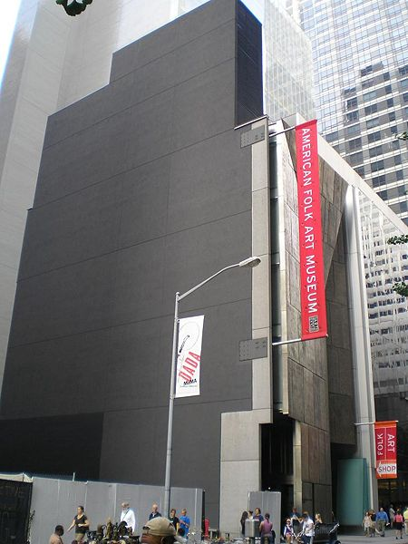the american folk art museum