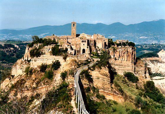 Lazio Heritage site,in Italy. In this territory was called ...