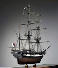 Beagle Model at Australian Museum